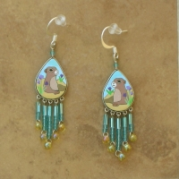 SALE Animal Jewelry | Prairie Dogs Earrings | Hooks