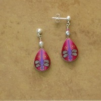 Insect Jewelry | Dragonflies Earrings | Post