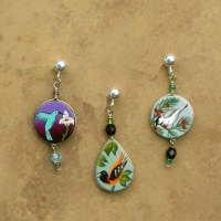 Bird Jewelry | Wholesale Assorted 12 Pack | Post