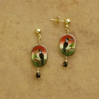 SALE Wildlife Jewelry | Toucan Earrings | Posts